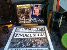 Sonderschau Krieg & Kino in den Karnischen Alpen Museum, Broadway Shows, Books, War, Alps, History, Livros, Book, Museums