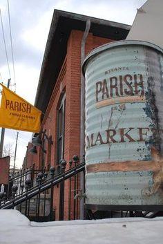 Parish, Atlanta- AMAZING brunch
