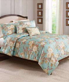 119 best beautiful bedrooms images in 2019 beautiful - Better homes and gardens comforter sets ...