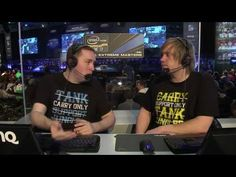 IEM Hanover League of Legends - SK Gaming vs. aAa