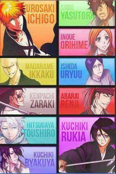 Bleach- excellent ost. Especially the opening songs of the first couple of seasons.