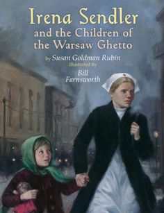 Gr 3-6: Quietly telling a dramatic story in words and pictures, this picture book offers a stirring tribute to a courageous young woman who rescued hundreds of Jewish children from the Nazis during WWII.