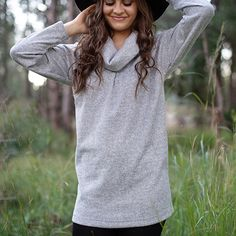 Features a warm neck and long sleeves. Neck Warmer, Turtle Neck, Leggings, Long Sleeve, Sleeves, Sweaters, Tops, Style, Fashion