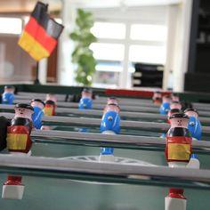 Unser #Kickertisch ist seit heute auch bereit für die #EM ! #euro2016