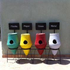 El gouna Egypte où la poubelle est très belle