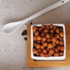 in the loop - Home - recipe: roasted chickpeas