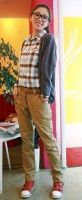 Harlan Style Joker Trousers Khaki New Pant, Trousers, Pants, Joker, Style, Fashion, Trouser Pants, Trouser Pants, Swag