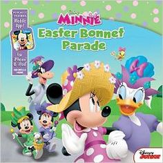 Disney Publishing has a great selection of Easter themed books for your Disney Junior fans this spring! Two of my daughter's favorites right now are Minnie's Easter Bonnet Parade a...