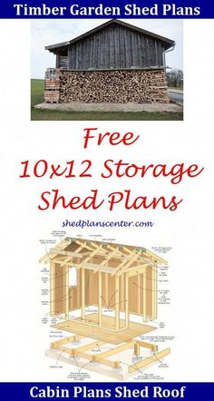 Diyshedplans 12x24 Barn Shed Plans,outdoorshedplans 14x20