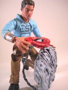 Peter Parker (Marvel Legends) Custom Action Figure