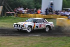 Nissan 240 RS Gruppe B 1986