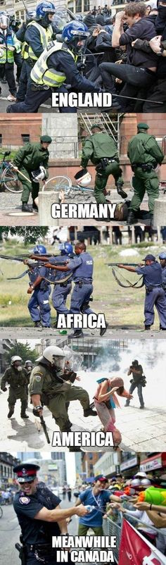 Funny pictures about Police brutality across the world. Oh, and cool pics about Police brutality across the world. Also, Police brutality across the world. Funny Cute, The Funny, Hilarious, Haha, Just For Laughs, Funny Posts, Laugh Out Loud, I Laughed, Laughter