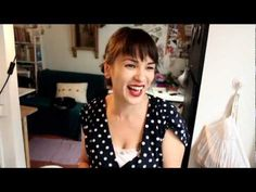 I love Rachel Khoo and her teeny-tiny Paris kitchen...and what she does in it.