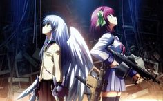 Image shared by Laura. Find images and videos about anime, angel and angel beats on We Heart It - the app to get lost in what you love. Anime Angel, Ange Anime, Clannad, Sad Anime, Anime Art, Me Me Me Anime, Anime Life, Kawaii Anime, Disney Marvel