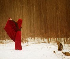 She appears by Patty Maher, via Flickr