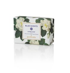 Blue Scents Luxury Soap Gardenia
