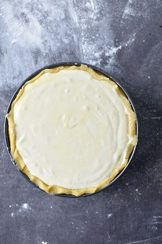 Omas Quarkkuchen mit Erdbeeren: Ein Familienklassiker