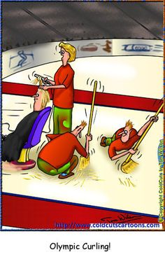 Curling Jokes Puns and One liners | e-Forwards.com - Funny ...