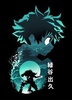 Cool Anime Wallpapers, Cute Anime Wallpaper, Animes Wallpapers, Deku Anime, Anime Demon, My Hero Academia Episodes, My Hero Academia Manga, Hero Wallpaper, Iphone Wallpaper