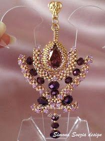Perline e Bijoux: EGYPTIAN FANTASY nuova creazione