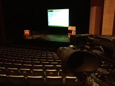 iMediaTV.ca live on location of Red Deer College President Address. Red Deer, Monitor, College, Live, University, Deer