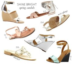 spring shoes you need