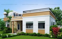 20 Photos of Small Beautiful and Cute Bungalow House Design Ideal for Philippines This article is filed under: Small Cottage Designs, Small Home Design, Small House Design Plans, Small House Design Inside, Small House Architecture Free House Design, Modern Bungalow House Design, Single Floor House Design, Small House Design, Four Bedroom House Plans, House Plans One Story, New House Plans, Red Roof House, House Deck