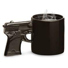 Pistol Mug