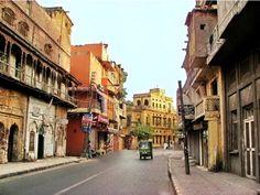 #ridecolorfully Anarkali Bazaar, Lahore, Pakistan