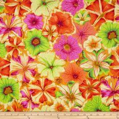 Kaffe Fassett Home Decor Fabric  Check more at http://s2pvintage.com/6682/kaffe-fassett-home-decor-fabric