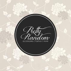 Logo for Pretty Random by Veda Krishnaraj