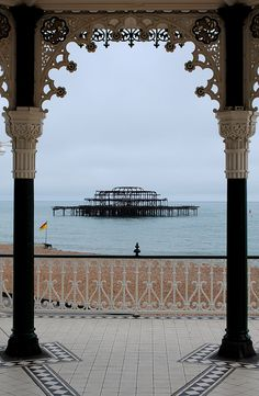 West Pier - Brighton, England