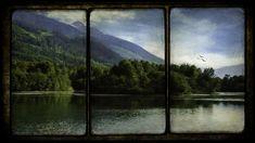 Big Dreams - Landscape Triptych by Jordan Blackstone