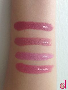 Best MAC lipsticks for desis!