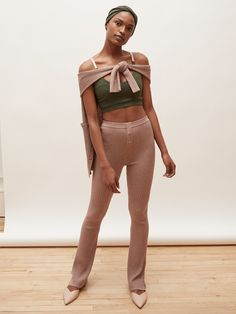 PR Maven Robyn Berkley's Clothing Line Called Live the Process Lends a Feminine Take on Glamleisure