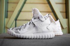 adidas Originals Tubular X: White Camo