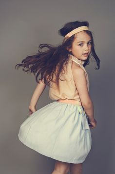Quality kidswear from LEOCA Paris with traditional styles in a modern interpretation