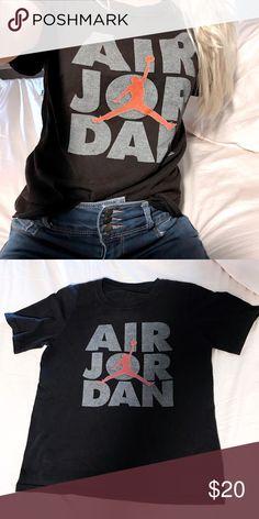 9cc6fc78fe4d Baby   Toddler Clothing Tops   T-Shirts Nike Air Jordan Tee Short Sleeve  Boys ...