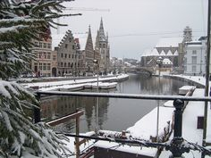 Gent Winter Wonderland