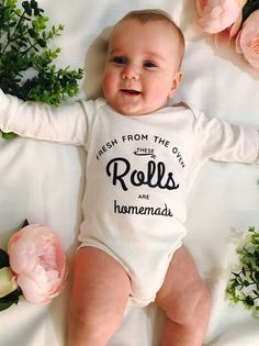 Custom Design Infant Bodysuit - You are in the right place about baby outfits Here we offer you the most beautiful pictures about - Chubby Babies, Cute Babies, Boy Babies, My Bebe, Baby Arrival, Cute Baby Clothes, Babies Clothes, Cute Baby Outfits, Babies Stuff