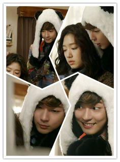 Flower Boy Next Door ♥ Park Shin Hye as Go Dok Mi (Rapunzel) ♥ Yoon Shi Yoon as Enrique Geum
