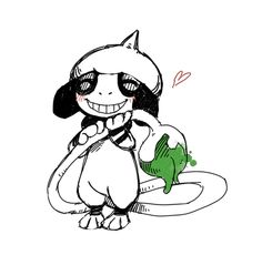 I've always liked Pokemon since I was 3. My favorite Pokemon is the least loved Pokemon in the game, Smeargle.