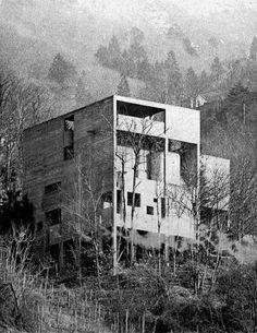 Casa Rotalinti - Aurelio Galfetti