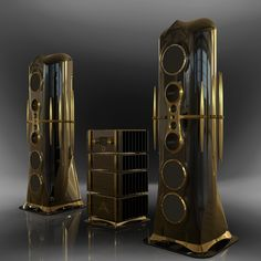 """MINOTAUR"" - luxury audio system"