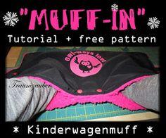 "Kinderwagenmuff ""Muff-IN"" - free pattern"