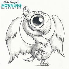 morning scribbles is bae must go and check the website