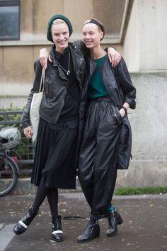 Anmari Botha & Kristy Kaurova by Melodie Jeng