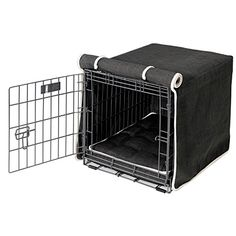 Luxury Diam Microvelvet Dog Crate Cover Size: Medium... >>> Details can be found by clicking on the image.(It is Amazon affiliate link) #CatsLover