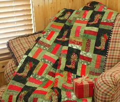 Cowgirl Christmas | Best Christmas Quilts 2014 | Quilters Newsletter