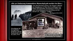 Sonderschau Krieg & Kino in den Karnischen Alpen Museum, 18th, Poster, War, Alps, History, Museums, Billboard, Posters